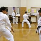 審査後風景 20111106昇段昇級審査